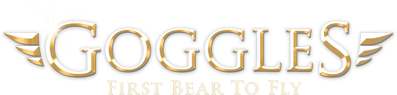 Free Coloring Book Bear Hunt Goggles